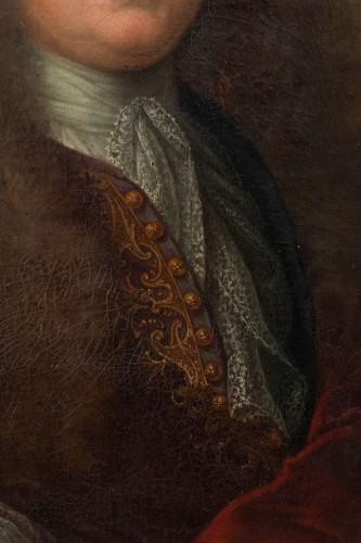 Presumed portrait of Louis de France (1661-1711) around Hyacinthe Rigaud - Louis XIV