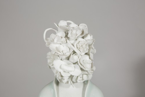 "Sculpture by Xiao Fan Ru ""Ode of Meditation"" 2012   - Sculpture Style"
