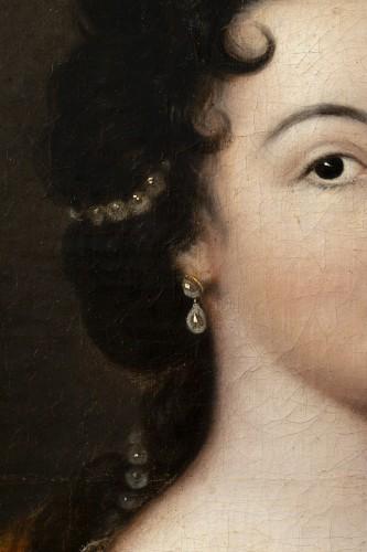 Antiquités - Portrait of an elegant - Attributed to Alexis Simon Belle (1674-1734)