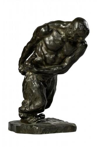 Bernhard HOETGER (1874-1949) - Le Haleur