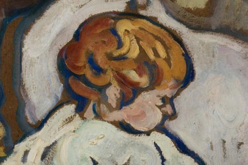"""20th century - Louis Valtat (1869-1952) - """"Jean"""" circa 1908, Fauve Period"""