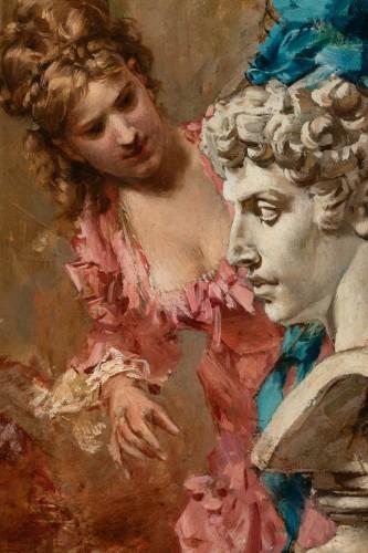 Frederick Hendrik KAEMMERER (1839-1902) - The statue -