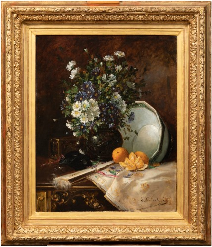 Eugène Henri CAUCHOIS (1850-1911) - Still Life