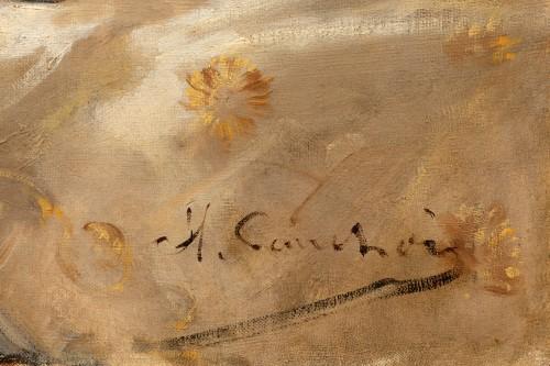Eugène Henri CAUCHOIS (1850-1911) - Still Life - Paintings & Drawings Style