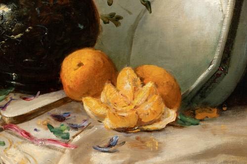 19th century - Eugène Henri CAUCHOIS (1850-1911) - Still Life