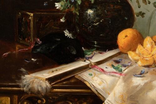 Eugène Henri CAUCHOIS (1850-1911) - Still Life -