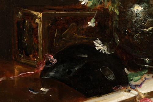 Antiquités - Eugène Henri CAUCHOIS (1850-1911) - Still Life
