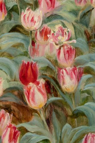 Antiquités - Frederick MORGAN (1847-1927) - Picking tulips
