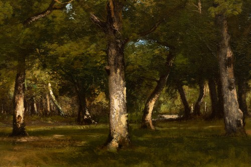 Antiquités - Léon Richet (1847-1907) - Undergrowth