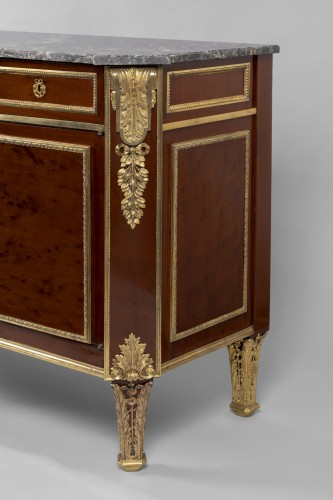 Antiquités - Louis XVI period chest of drawers