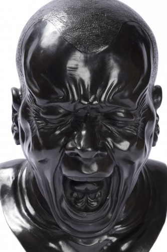 The Man Who Yawns, Franz Xaver Messerschmidt - Posthumous editions around 1900/20 - Sculpture Style