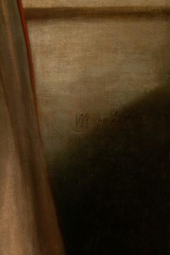 19th century - Sir William Beechey R.A. (1753-1839) - Portrait of Charles Marsham, 1st earl of Romney