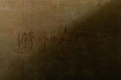 Sir William Beechey R.A. (1753-1839) - Portrait of Charles Marsham, 1st earl of Romney -