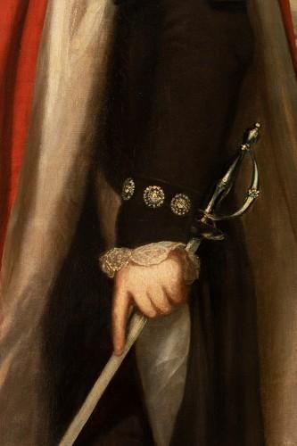- Sir William Beechey R.A. (1753-1839) - Portrait of Charles Marsham, 1st earl of Romney