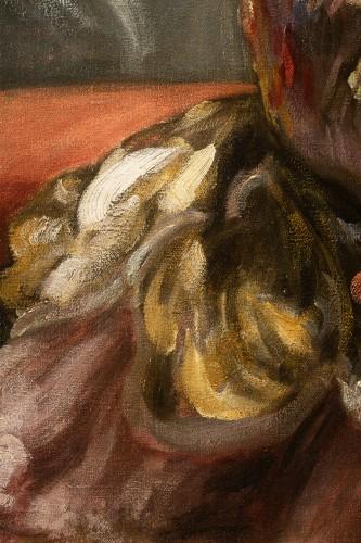 Antiquités - Karl Gampenrieder (1860-1930) - Portrait of a woman