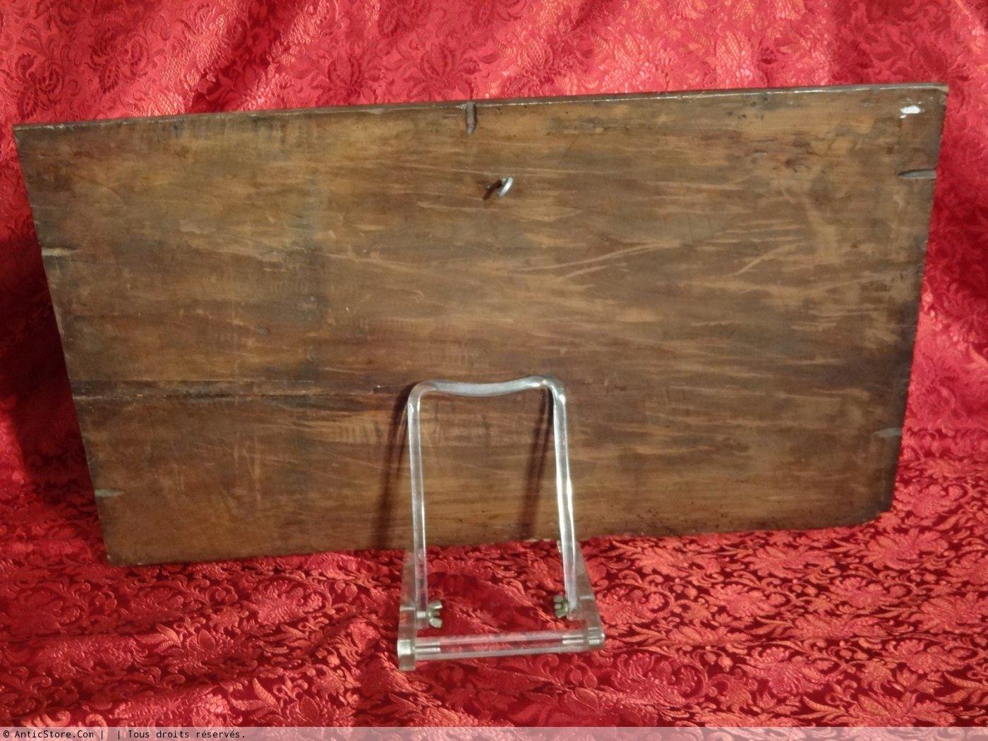 panneau en bois sculpt xviiie. Black Bedroom Furniture Sets. Home Design Ideas
