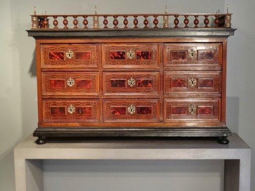 Cabinet Louis XIV 17th century