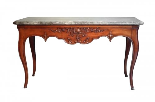 "Console ""Regence"" early 18th century"