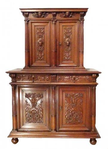 Renaissance period cabinet late 16th century