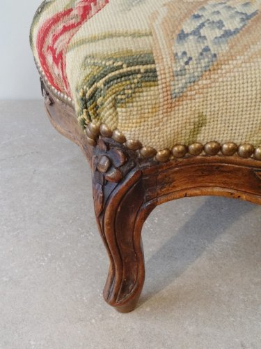 Seating  - French Louis XV Stool
