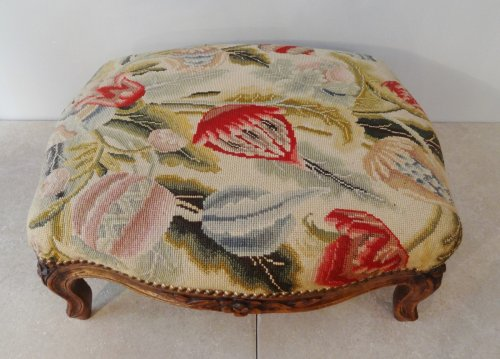 18th century - French Louis XV Stool