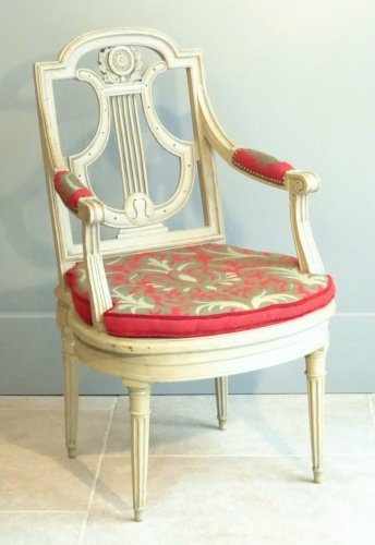 Pair of armchairs Directoire from early 19th century - Seating Style Directoire
