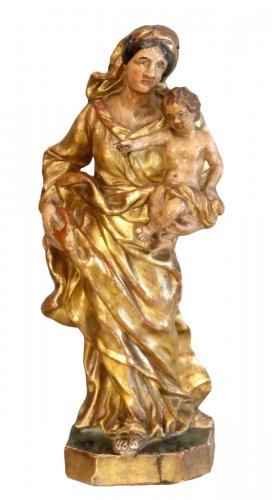 Virgin and Child 18th century