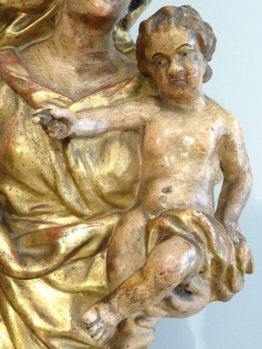 18th century - Virgin and Child 18th century