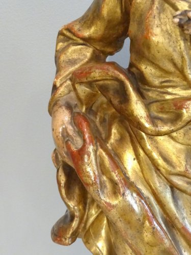 Antiquités - Virgin and Child 18th century