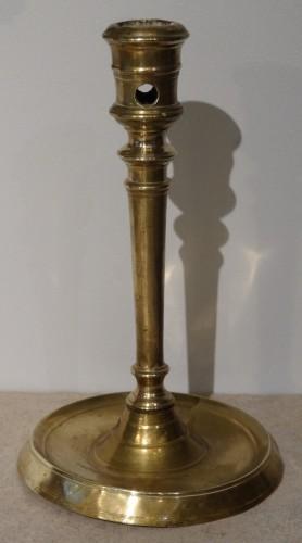 Renaissance bronze candlestick 16th century - Lighting Style Renaissance