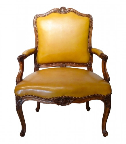 Louis XV Armchair 18th Century