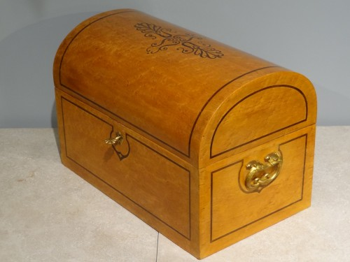 Decanter Box vintage 1900 -