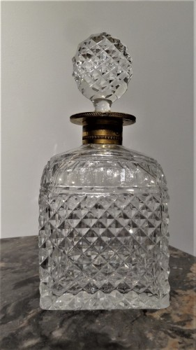 Antiquités - Decanter Box vintage 1900