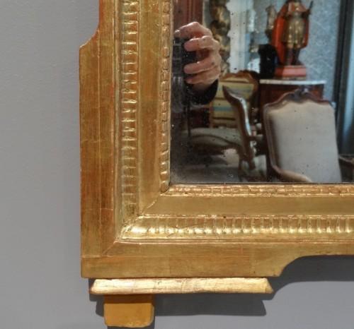 Mirrors, Trumeau  - French Louis XVI  giltwood Mirror