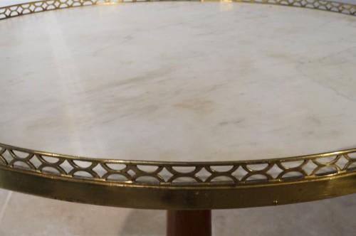 French Louis XVI Pedestal table in Mahogany - Louis XVI