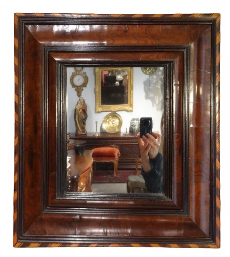 French Louis XIII Mirror