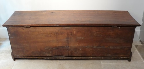 16th Century Italian Renaissance Walnut Chest Late - Furniture Style Renaissance