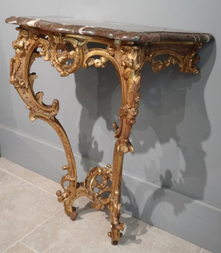 Furniture  - Small French Louis XV Console