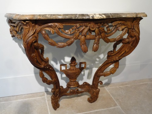 Furniture  - French Louis XV console