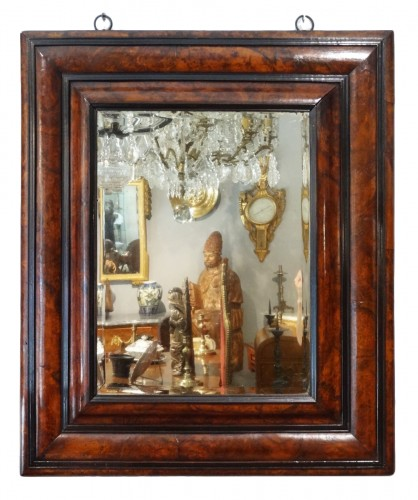 French Louis XIII Mirror 17th Century