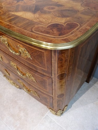 "French Louis XIV Commode ""grenoble"" circa 1720 -"