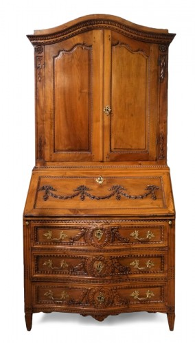 French Commode-scriban Louis XVI from Provence