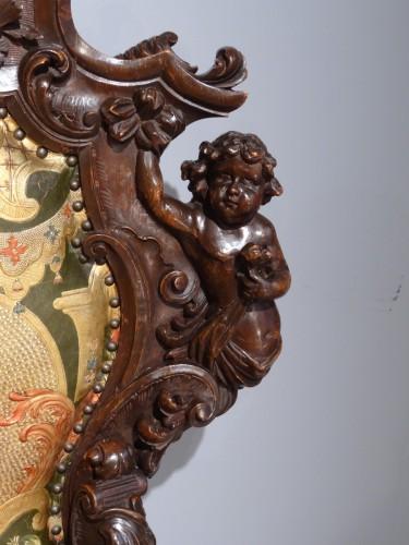 Venetian armchair 19th century -