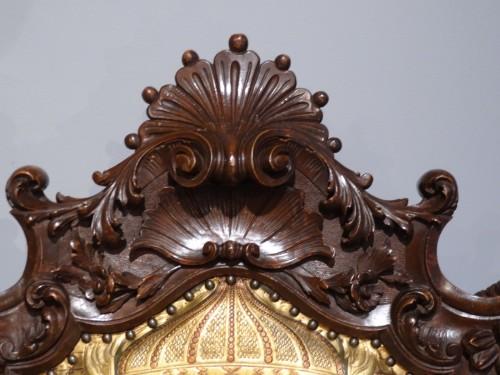 Napoléon III - Venetian armchair 19th century