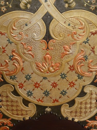 Antiquités - Venetian armchair 19th century