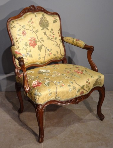 Seating  - French Louis XV armchair