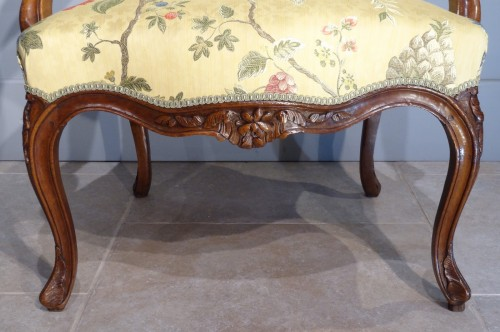 18th century - French Louis XV armchair