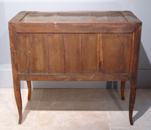 French Commode Transition Stamped J. Caumont 18th Century - Transition