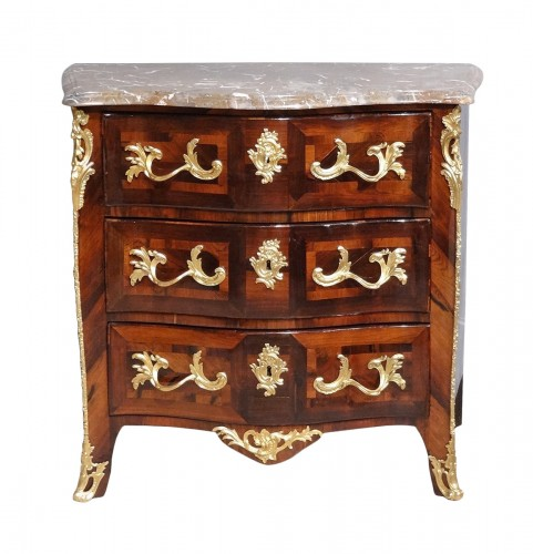 Small Parisian commode, 18th century