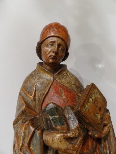 Saint Etienne polychromed, Germany 16th  century  - Renaissance